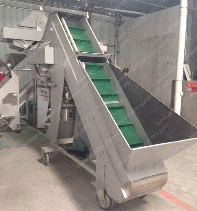 Automatic Potato Weighting Bag Packing Machine