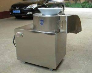 200kgh Small Potato Stick Cutting Machine