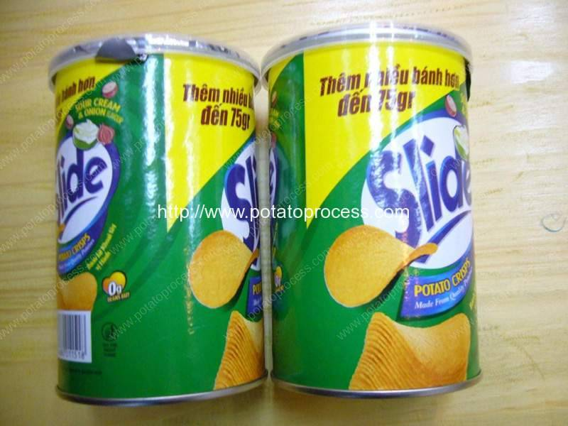 Angola Potato Chips Market Introduction