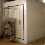 Semi-Automatic Instant Freezer Machine for Frozen French Fries