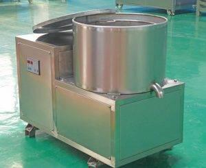 Centrifugal-Type-Potato-Chips-Deoiling-Machine