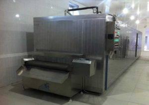 SSDIV-Quick-Freezing-Machine