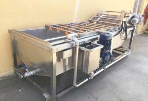 Automatic Air Bubble Washing Machine