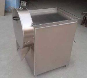Automatic-Wave-Shape-Potato-Chip-Cutting-Machine-Manufacture
