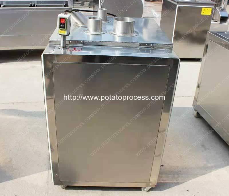 Automatic-Potato-&-Carrot-&-Onion-Slicing-Cutting-Machine-for-Sudan-Customer