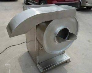 Automatic Potato Slice Cutting Machine for Africa Customer