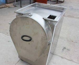 Push-Rod-Type-Multi-Functional-Chip-Cutting-Machine-for-USA-Customer
