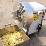 Potato Stick and Chips Cutting Machine for Sale