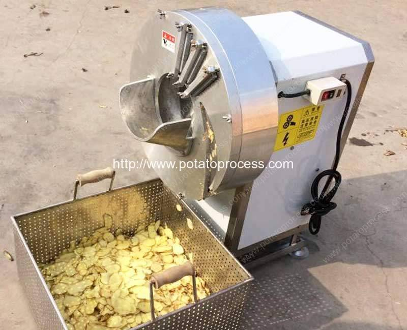 Automatic-Potato-Chip-and-Potato Stick-Cutting-Machine-for-Sale