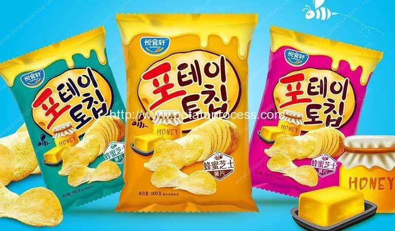 Automatic-Potato-Chips-Bag-Packing-Machine