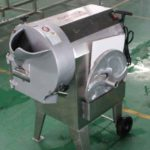Multi-Functional Potato Cutting Machine for Cube Shape, Stick and Chips