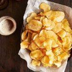 Ligne de production entièrement automatique de chips de pomme de terre