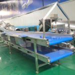 Automatic Double Layer Potato Selection Conveyor