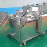Automatic Material Feeding Frying Machine