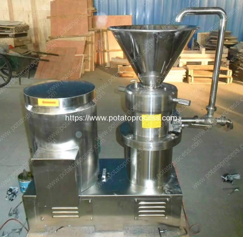 Full-Stainless-Steel-Potato-Paste-Grinder-Machine
