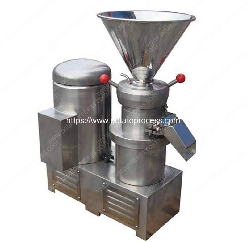 Full-Stainless-Steel-Potato-Paste-Milling-Machine-for-Sale
