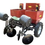 Máquina plantadora de batata automática