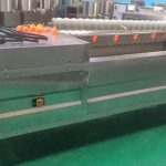 Auto Potato Washing Peeling Machine Delivery for Bangladesh Customer