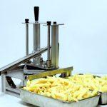 Vertical Type Manual Potato Stick Cutting Machine